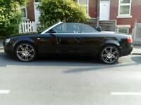 Audi a4 cab, S4 rep V6 not quattro, convertible