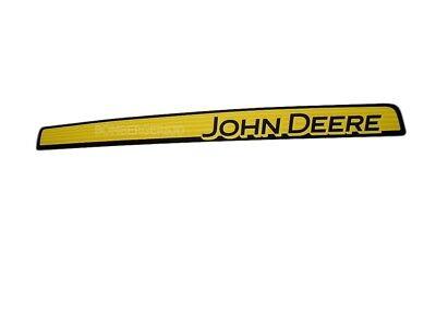 John Deere trim Decal Z510A Z710A Z810A Z820A Z910A Z920A TCU22354 TCU22355 for sale  Lititz