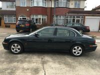 Jaguar S-Type Left Hand Drive - Petrol - Automatic