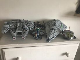 Star Wars lego (28 piece collection)