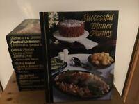 Robert Carrier Cookery Books