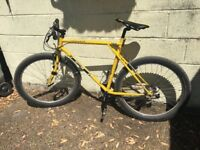 Mountainbike in great condition - GT Tequesta