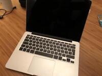 MacBook Pro 2014, 256gb SSD, 8gb ram (w/Box)