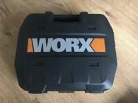 Worx cordless hammer drill brushless motor quick charge new