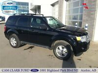 2012 Ford Escape XLT V6 Leather FWD
