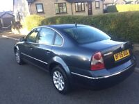 VW PASSAT 1.9 TDI HIGHLINE TOP SPEC 2005 YEAR FULLY LOADED DRIVES EXCELLENT