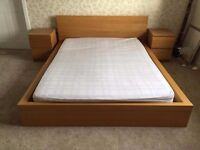 IKEA Malm - King size bed