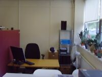 350 Square ft office in NN3 to share with Internet marketing professional ( all services included )