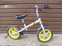 Unisex balance bike, for 2-5 years old ones