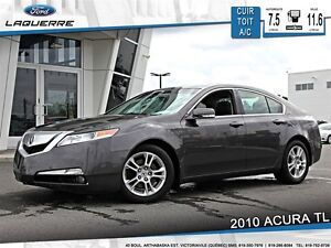 2010 Acura TL **AUTOMATIQUE*CUIR*TOIT*A/C 2 ZONES*CRUISE**