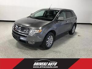 2009 Ford Edge Limited LOW KM, AWD, BLUETOOTH