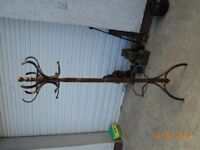 coat hanger and umbrella stand
