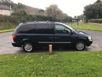 04 Chrysler Grand Voyager 2.5 Ltd XS CRD 7 seater Manual