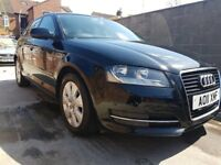 Audi A3 2.0 TDI Sportback 5dr manual start/stop function