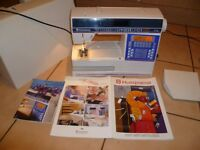 Husqvarna 29 decorative stitch sewing machine Model Lily 530