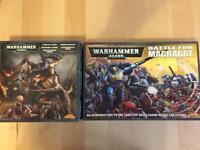 Warhammer Battle of Macragge + Tyranid Battleforce