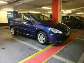 2004 Peugeot 307 2.0 HDI 90 SE, 5dr Hatchback, Blue *1 Owner From New* Full Service History!