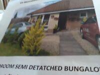 Swap one bedroom bungalow in West lothian looking for callander
