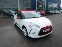 Citroen DS3 DSTYLE RED (white) 2013-04-08