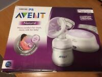 Phillips avent electric breast pump