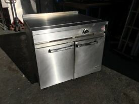 FALCON DOMMINATOR COMMERCIAL OVEN GAS