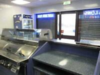Fish & Chip Shop Avaiable for Rent