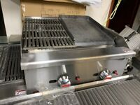 COMMERCIAL CATERING BBQ KEBAB GRILL PERI PERI CHICKEN FAST FOOD KITCHEN