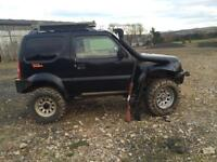 Off-road jimny for sale /swap for r6 / r1 / or best road motorbike offered