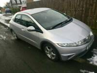 2007 HONDA CIVIC 1.8 PETROL SE-I VTEC MAY PX