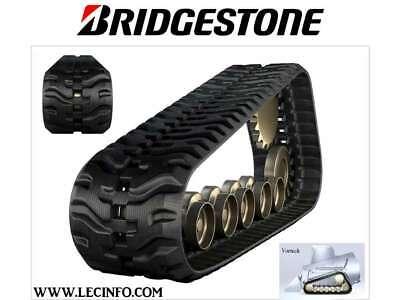 Bridgestone Vortech Rubber Tracks 320x58x86 Bobcat T630 T650 864 T200