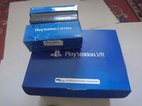 Sony PSVR & Sony PS4 Camera