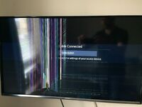 SAMSUNG T32E390SX **BROKEN SPARES OR REPAIR