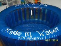 Birthing pool with kit