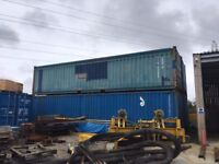 4 x 40ft Containers