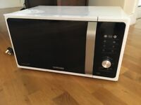 Samsung Brand new White Microwave oven