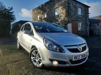 2008 1.2 Vauxhall Corsa SXI, MOTD, 53K miles, 3 Door, Finance & Warranty available