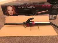 Andrew Barton 13mm Curling Tongs BRAND NEW