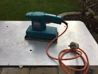 Black and decker finishing sander