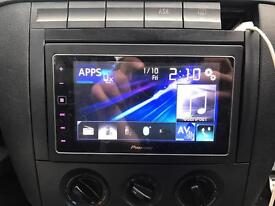 Sph da 120 pioneer apple CarPlay radio