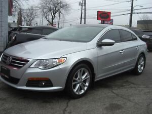 2011 Volkswagen CC Sportline *Nav / Sunroof / Leather*