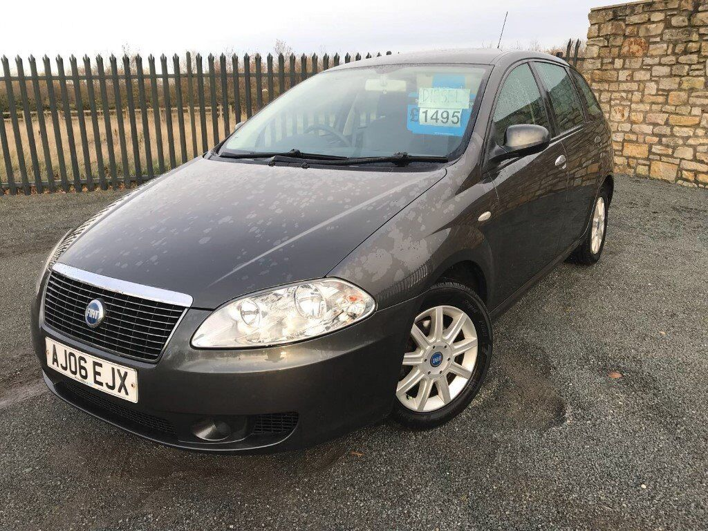 2006 06 FIAT CROMA DYNAMIC MULTIJET 1.9 *DIESEL* 5 DOOR - ONLY 1 FORMER