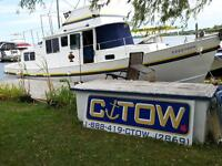 Tow Boat Operators wanted