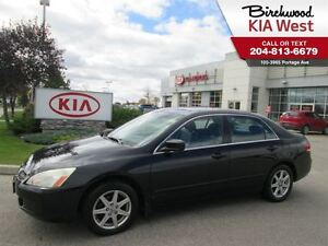 2004 Honda Accord EX /WITH NEW TIRES AND BRAKES!