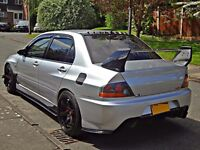Immaculate MODIFIED 2005 Mitsubishi Lancer Evolution 8 420+BHP, Evo 9 MR Spec, weekend Toy,show car