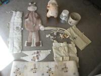 Mamas and papas Zeddy and parsnip bundle for sale in Widley