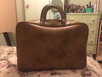 Vintage suitcase £10 each