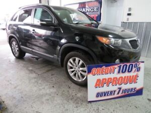 2011 Kia Sorento EX  7 places, 4x4