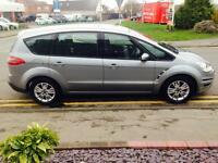 FORD S-MAX 2.0 TDCi 140 Zetec 5dr (silver) 2010