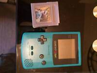 Game Boy Colour + Pokemon Silver