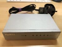 Zyxel Network Switch 5-port GS-105B